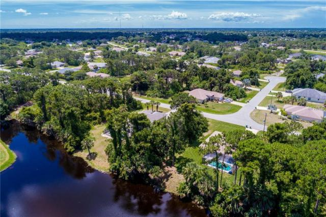 166 Albatross Road, Rotonda West, FL 33947 (MLS #D6100974) :: The Lockhart Team