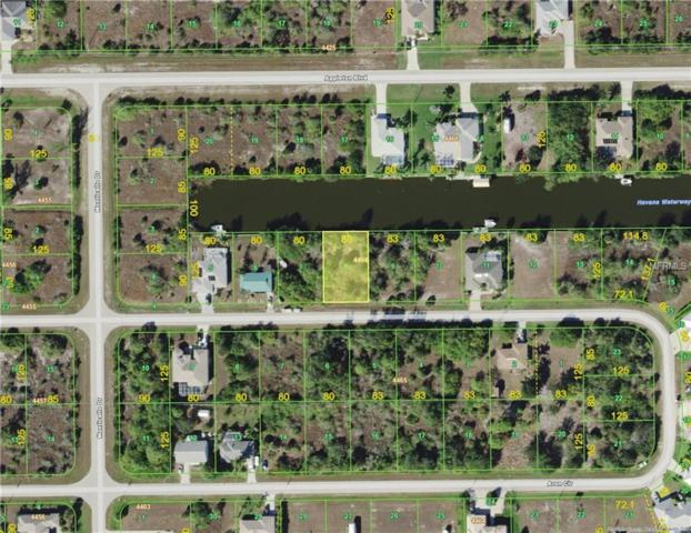 15666 Aron Circle, Port Charlotte, FL 33981 (MLS #D6101001) :: The Lockhart Team