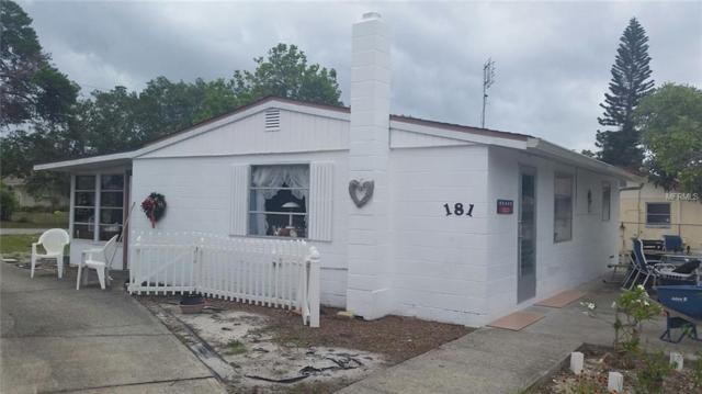 181 Hosmer (Lot 24) Avenue, Englewood, FL 34223 (MLS #D6101009) :: The BRC Group, LLC