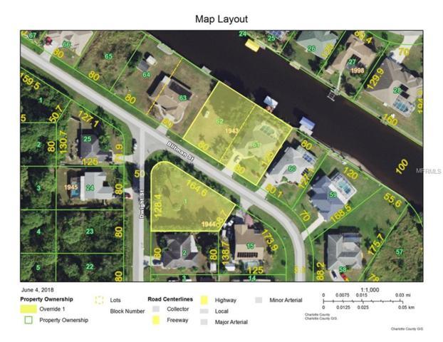3490 Blitman Street, Port Charlotte, FL 33981 (MLS #D6101043) :: The BRC Group, LLC