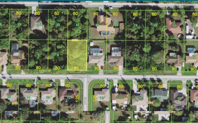 23224 Mcburney Avenue, Port Charlotte, FL 33980 (MLS #D6101052) :: Griffin Group