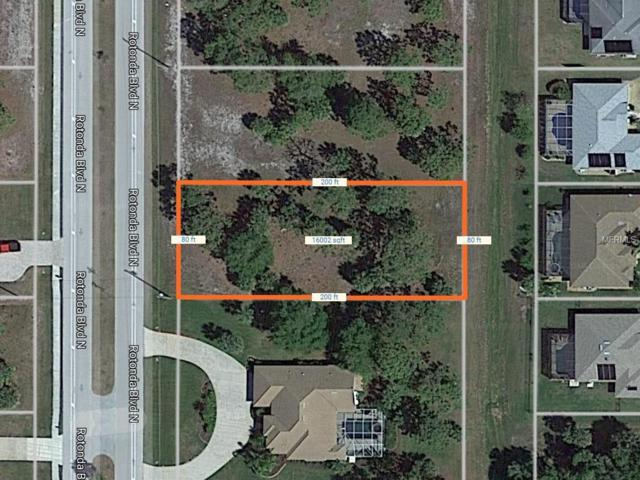 176 Rotonda Boulevard N, Rotonda West, FL 33947 (MLS #D6101064) :: Griffin Group