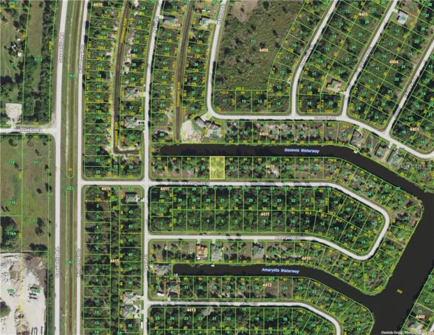 13180 Amaryllis Circle, Port Charlotte, FL 33981 (MLS #D6101089) :: The BRC Group, LLC