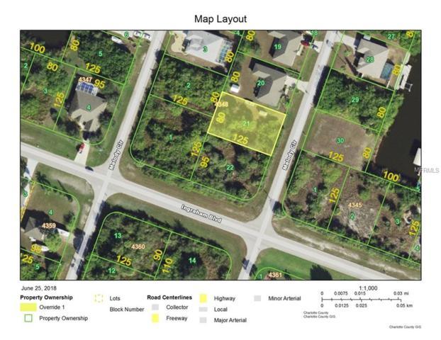 9385 Bluegill Circle, Port Charlotte, FL 33981 (MLS #D6101135) :: The Lockhart Team