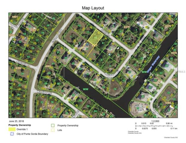 14039 Dusty Lane, Port Charlotte, FL 33981 (MLS #D6101136) :: The Lockhart Team