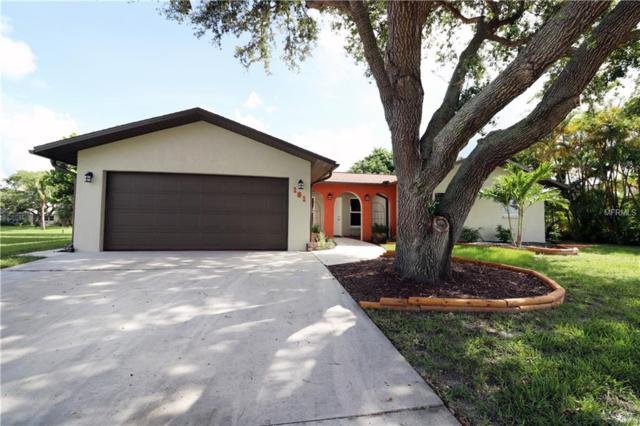 181 Caddy Road, Rotonda West, FL 33947 (MLS #D6101146) :: Griffin Group
