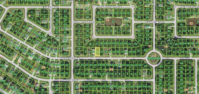 270 Albatross Road, Rotonda West, FL 33947 (MLS #D6101161) :: Griffin Group