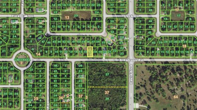 322 Albatross Road, Rotonda West, FL 33947 (MLS #D6101162) :: Griffin Group
