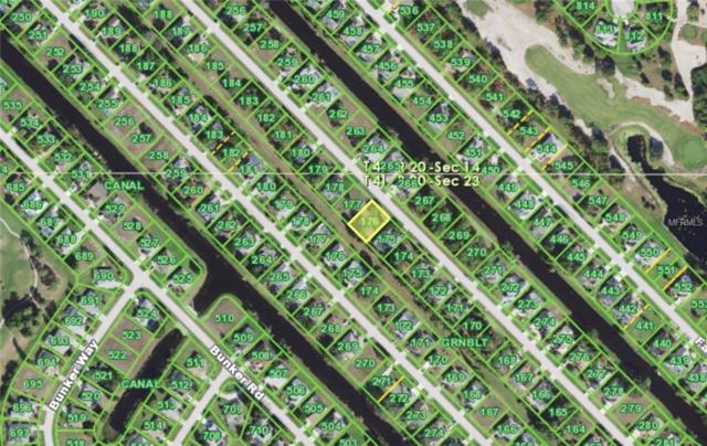 91 Mariner Lane, Rotonda West, FL 33947 (MLS #D6101163) :: The BRC Group, LLC