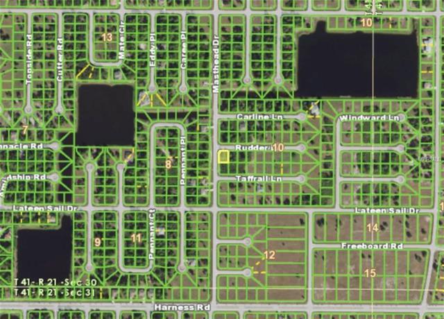 1 Rudder Lane, Placida, FL 33946 (MLS #D6101164) :: Griffin Group