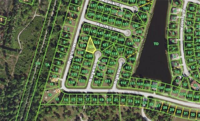 10 Barge Lane, Placida, FL 33946 (MLS #D6101165) :: Griffin Group