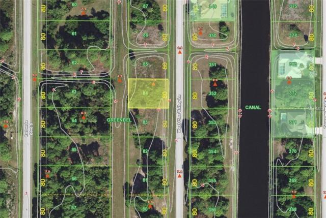 275 W Pine Valley Lane, Rotonda West, FL 33947 (MLS #D6101177) :: Godwin Realty Group