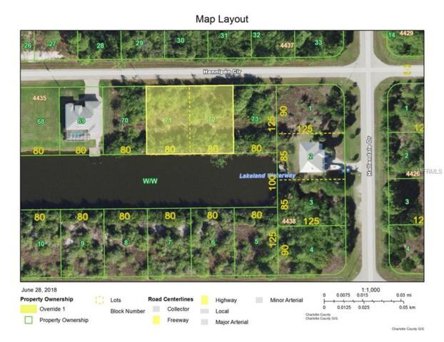 15536 & 15544 Hennipen Circle, Port Charlotte, FL 33981 (MLS #D6101189) :: The BRC Group, LLC