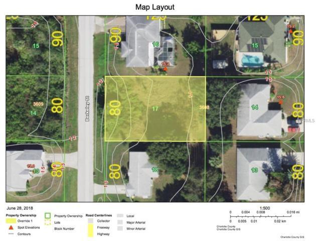 6134 Berkeley Street, Englewood, FL 34224 (MLS #D6101197) :: The BRC Group, LLC