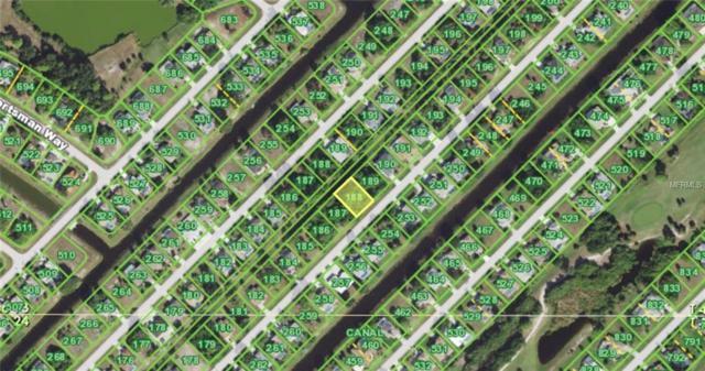 67 Long Meadow Lane, Rotonda West, FL 33947 (MLS #D6101202) :: Medway Realty