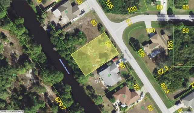 11767 Claremont Drive, Port Charlotte, FL 33981 (MLS #D6101233) :: KELLER WILLIAMS CLASSIC VI
