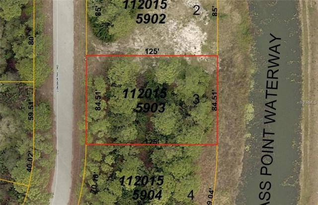 Longworthy Road, North Port, FL 34288 (MLS #D6101237) :: The Duncan Duo Team