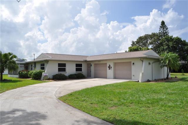 1645 Faust Drive, Englewood, FL 34224 (MLS #D6101238) :: The BRC Group, LLC