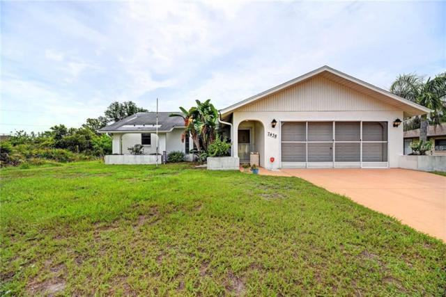 7438 Banbury Terrace, Port Charlotte, FL 33981 (MLS #D6101277) :: The BRC Group, LLC