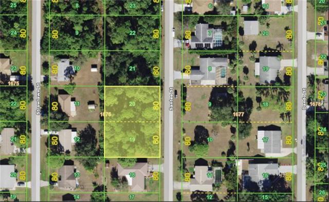 2441 Santee Street, Port Charlotte, FL 33948 (MLS #D6101312) :: Godwin Realty Group