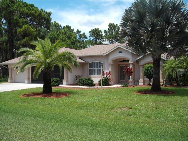 8 Pinehurst Court, Rotonda West, FL 33947 (MLS #D6101375) :: The BRC Group, LLC