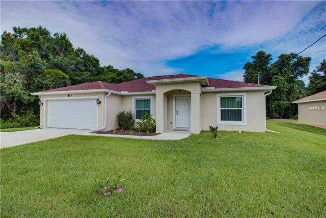 1563 S Haberland Boulevard, North Port, FL 34288 (MLS #D6101394) :: The Duncan Duo Team