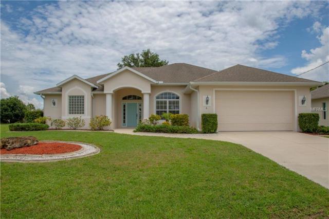 6 Broadmoor Lane, Rotonda West, FL 33947 (MLS #D6101399) :: The BRC Group, LLC