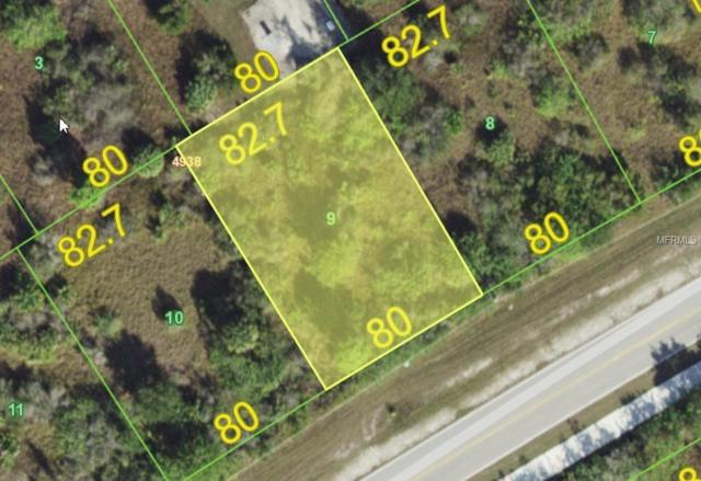 9055 Calumet Boulevard, Port Charlotte, FL 33981 (MLS #D6101444) :: The BRC Group, LLC