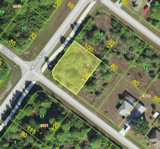 14326 Edsel Drive, Port Charlotte, FL 33981 (MLS #D6101446) :: The BRC Group, LLC