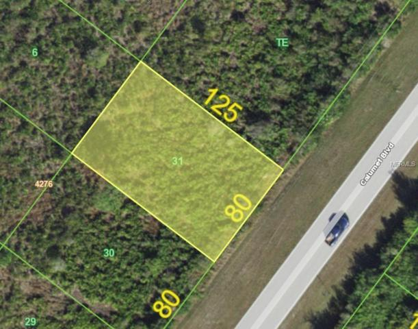 9521 Calumet Boulevard, Port Charlotte, FL 33981 (MLS #D6101448) :: The BRC Group, LLC