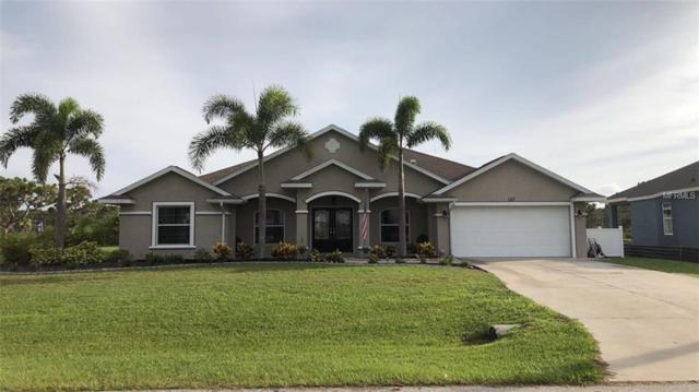 143 Broadmoor Lane, Rotonda West, FL 33947 (MLS #D6101505) :: RE/MAX Realtec Group