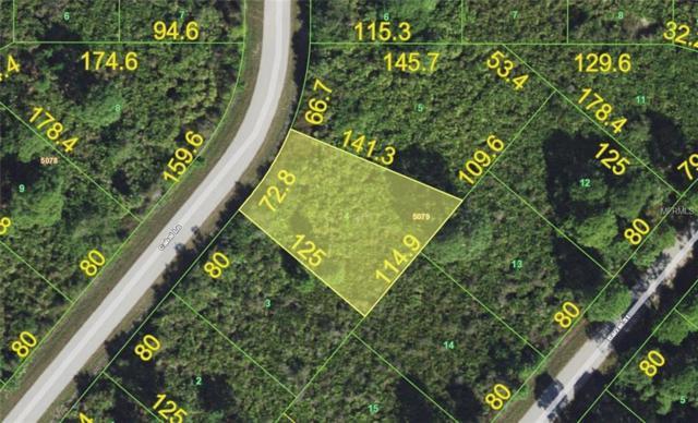 6164 Cabal Lane, Port Charlotte, FL 33981 (MLS #D6101516) :: Jeff Borham & Associates at Keller Williams Realty