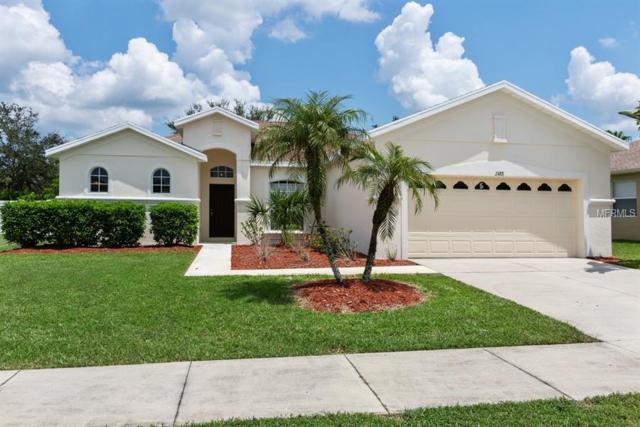 2488 Bartek Place, North Port, FL 34289 (MLS #D6101525) :: Medway Realty