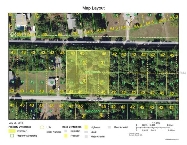 2020 Cherokee Avenue, Punta Gorda, FL 33950 (MLS #D6101577) :: The Duncan Duo Team