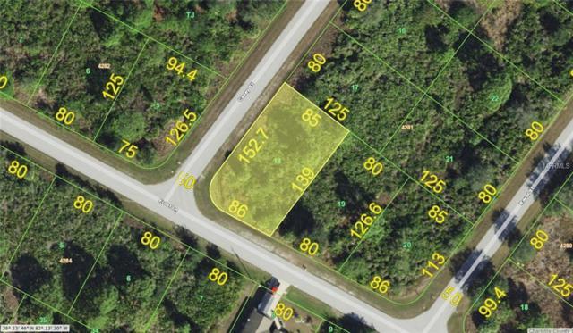 13512 Frost Lane, Port Charlotte, FL 33981 (MLS #D6101582) :: Griffin Group