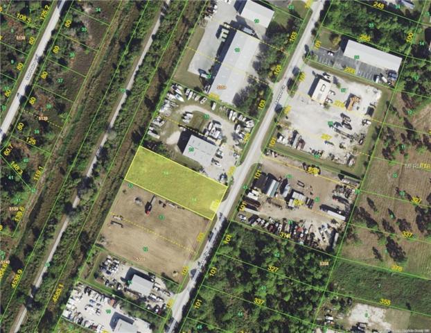 7501 Sawyer Circle, Port Charlotte, FL 33981 (MLS #D6101630) :: RE/MAX Realtec Group