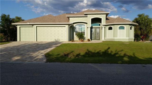 10056 Winnipeg Street, Port Charlotte, FL 33981 (MLS #D6101658) :: Griffin Group