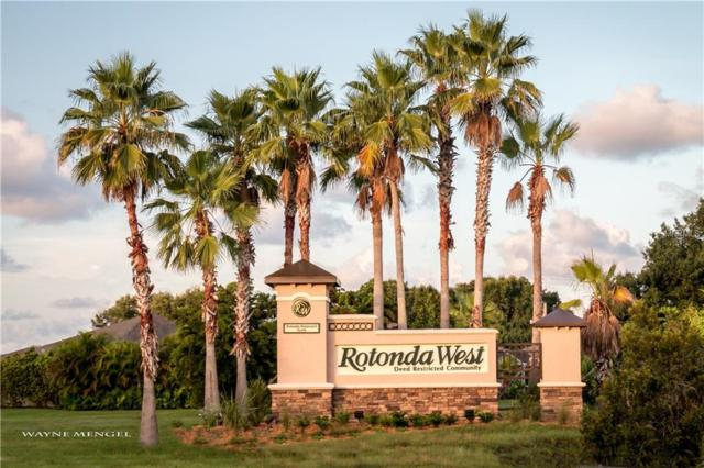 725 Rotonda Circle, Rotonda West, FL 33947 (MLS #D6101687) :: Godwin Realty Group