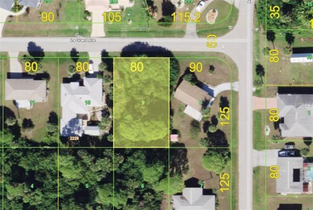 18065 Legrand Avenue, Port Charlotte, FL 33948 (MLS #D6101767) :: Griffin Group