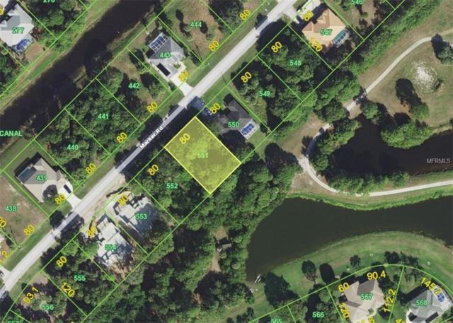 110 Marker Road, Rotonda West, FL 33947 (MLS #D6101808) :: Premium Properties Real Estate Services
