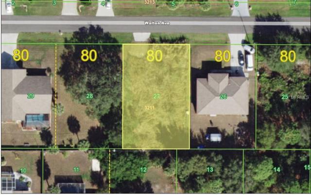 22319 Walton Avenue, Port Charlotte, FL 33952 (MLS #D6101851) :: Godwin Realty Group