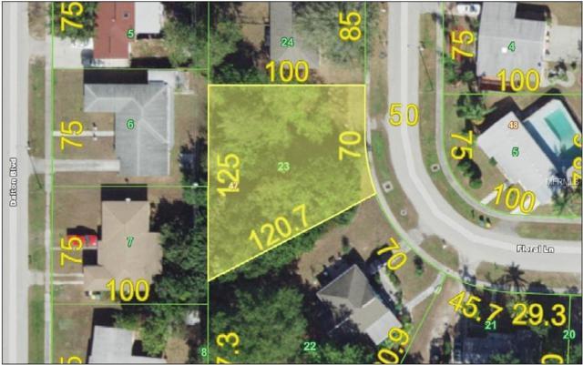 680 Floral Lane, Port Charlotte, FL 33952 (MLS #D6101870) :: Homepride Realty Services