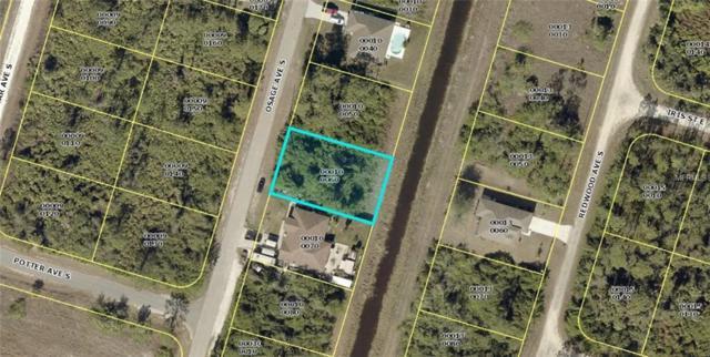 533 Osage Avenue S, Lehigh Acres, FL 33974 (MLS #D6101886) :: The Duncan Duo Team