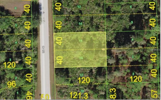 12046 & 12050 Iris Street, Punta Gorda, FL 33955 (MLS #D6101888) :: Burwell Real Estate