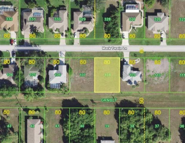 69 Mark Twain Lane, Rotonda West, FL 33947 (MLS #D6101910) :: Mark and Joni Coulter | Better Homes and Gardens