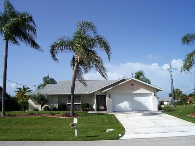 3 Pebble Beach Road, Rotonda West, FL 33947 (MLS #D6101911) :: Mark and Joni Coulter | Better Homes and Gardens