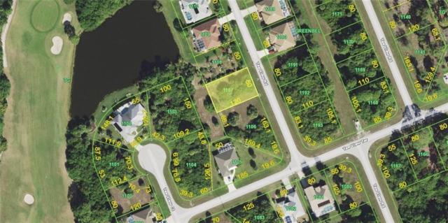 71 Tee View Road, Rotonda West, FL 33947 (MLS #D6101916) :: The Duncan Duo Team