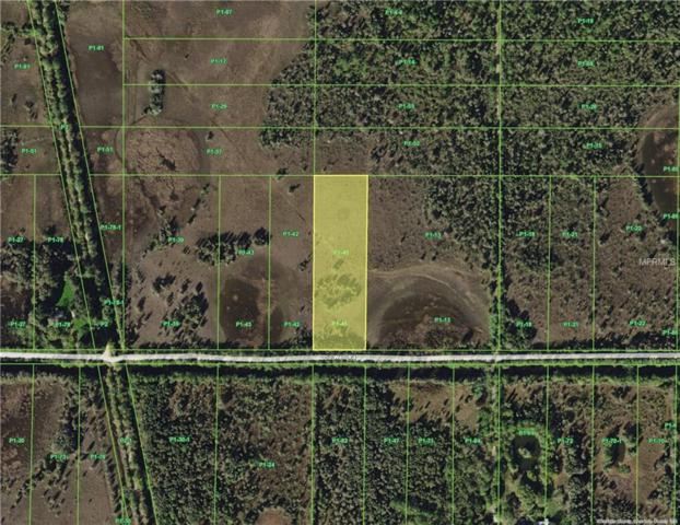 33510 Oil Well Road, Punta Gorda, FL 33955 (MLS #D6101930) :: Godwin Realty Group