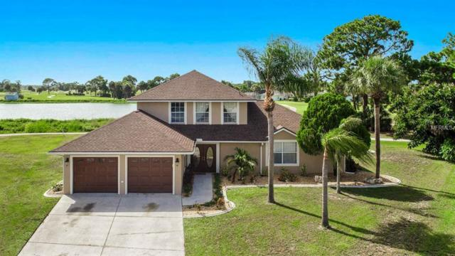 19 Pebble Beach Road, Rotonda West, FL 33947 (MLS #D6101932) :: Team Pepka