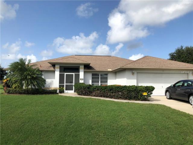 51 Mariner Lane, Rotonda West, FL 33947 (MLS #D6101935) :: The BRC Group, LLC